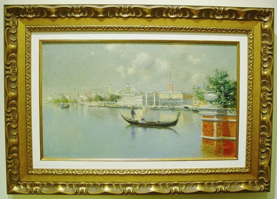 Eliseo Meifrén Roig. Venecia