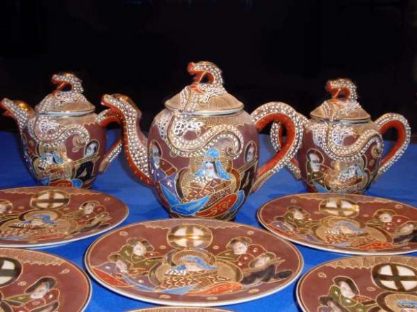 La Porcelana Japonesa Historia Y Claves Basicas Antiguedades En