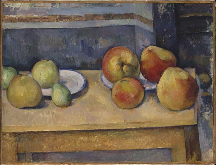 Cezanne_Grosses-pommes