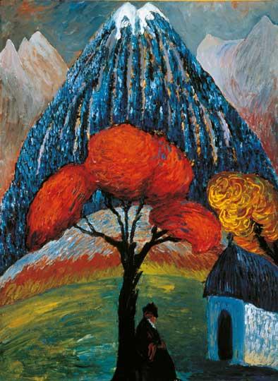 Werefkin_Der-rote-Baum
