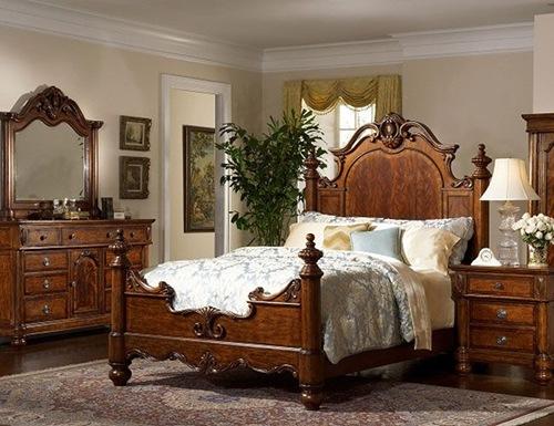 Dormitorio Victoriano