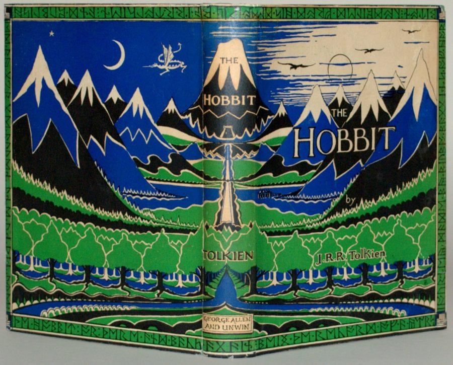 The Hobbit. J.R.R. Tolkien. Primera Edición. 1937