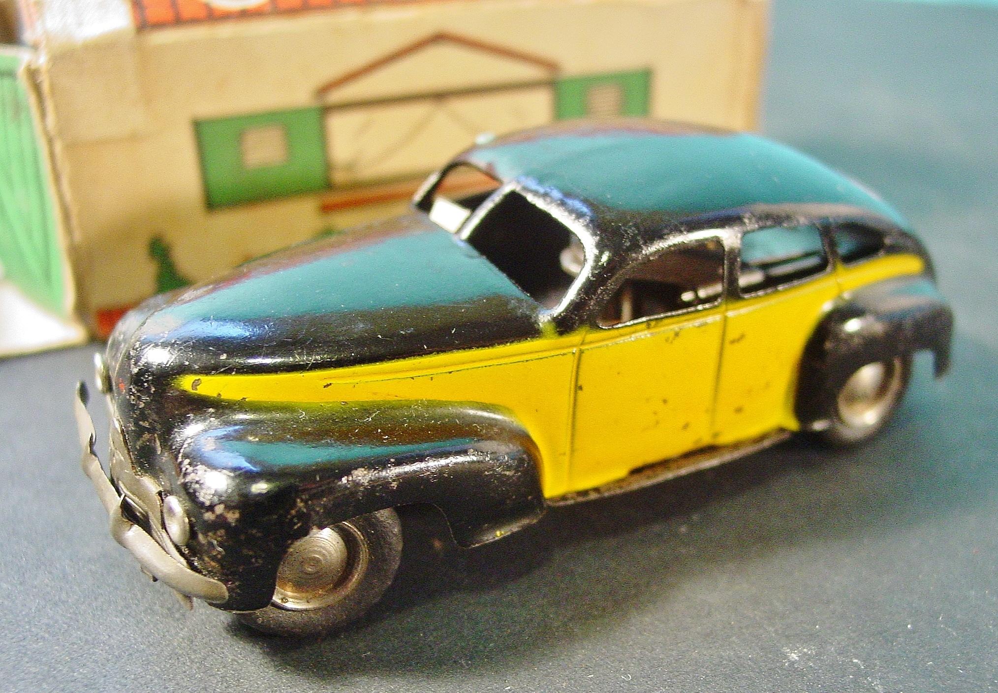 Taxi Aston Martin de Barcelona,1950. Jumsa